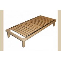 каркас деревянный односпальный вкладной 190*90