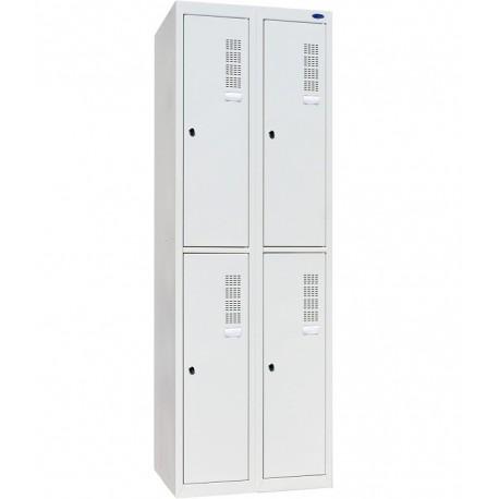 Металлический шкаф ШОМ-300/2-4