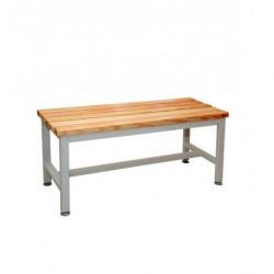 Приставная скамейка для раздевалок С-1500