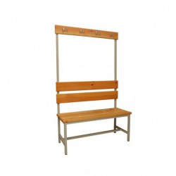 Скамейка СВ-1000 для гардеробных