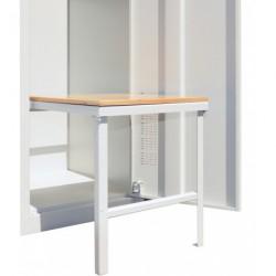 Скамейка для одежного шкафа СГ-7