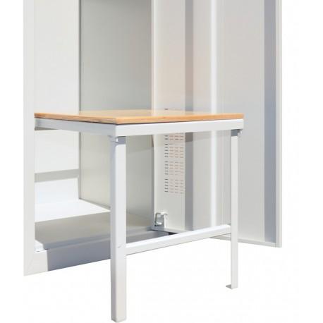 Скамейка для одежного шкафа СГ-8