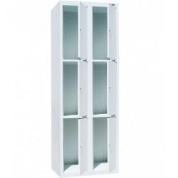 Шкаф с ячейками ШО-400/2-6
