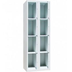 Шкафчик для раздевалки ШО-300/2-8