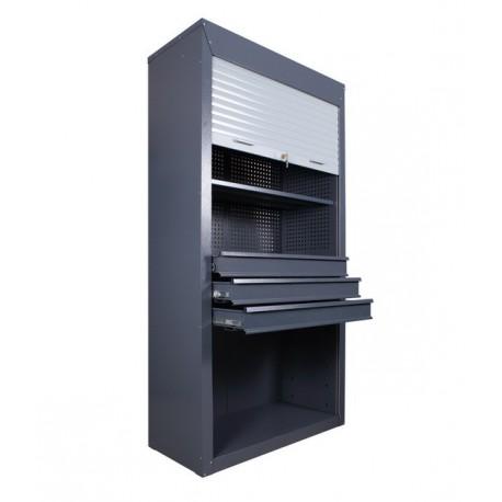 Шкаф инструментальный ролетный ШИ-10/3П/3В Р