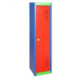 Детский шкафчик для раздевалок