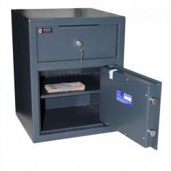 Депозитный сейф Griffon RD.48.K