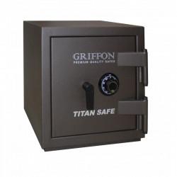 Огневзломостойкий сейф Griffon CL II.50.C BROWN