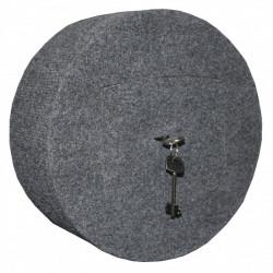 Автомобильный сейф Griffon A.15/155.K grey deco